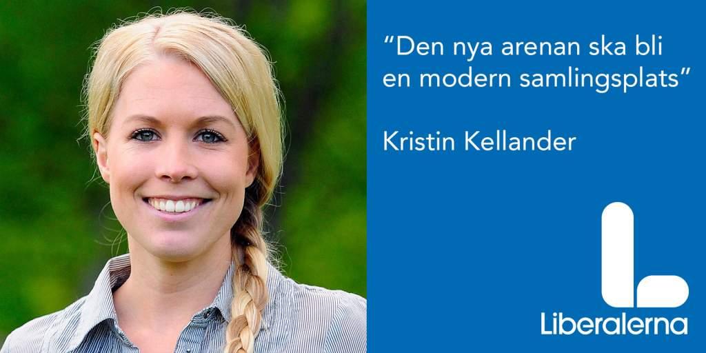Kristin Kellander, Liberalerna Mjölby